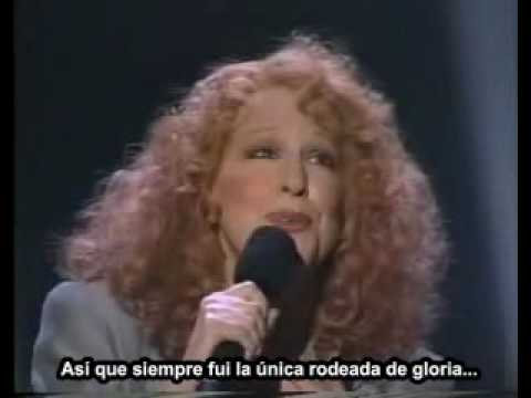 Bette Midler  The Wind Beneath My Wings Subtítulos En Español