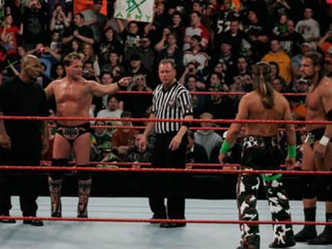 Raw: DX Vs. Mike Tyson & Chris Jericho