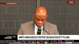 JMPD announces festive season safety plans thumbnail
