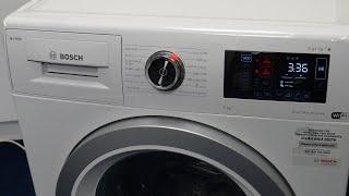 Bosch WAU28PH9 I-DOS 1400 Spin 9 Kg Washing Machine Demo