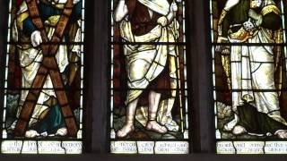 Andrew Heiton Stained Glass Window St John
