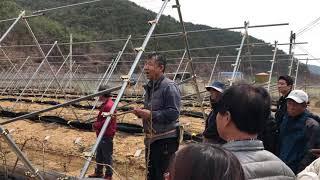 푸룬노지시설재배(푸르나작목반 4월 정모)