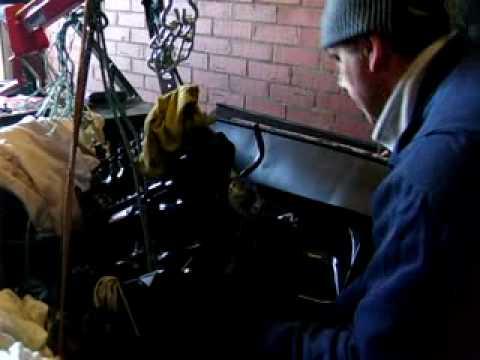 MGB GT restoration part 19,  Terrys