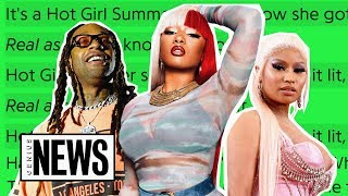 "Megan Thee Stallion & Nicki Minaj's ""Hot Girl Summer"" Explained 