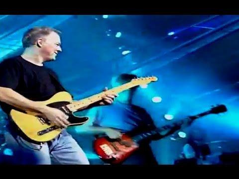 "Pink Floyd  - "" Run Like Hell "" Pulse 1994 @1080p HD"