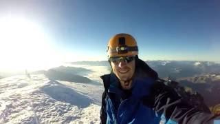 Expedice 2016 Mont Blanc 4810 m.n.m (Lagginhorn, Nadelhorn)