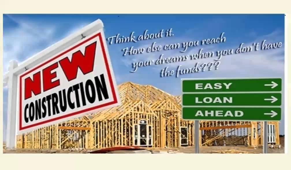 New home construction builder spec home financing youtube for Financing new home construction