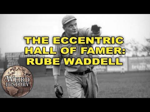 Rube Waddell is Baseball's Most Interesting Man
