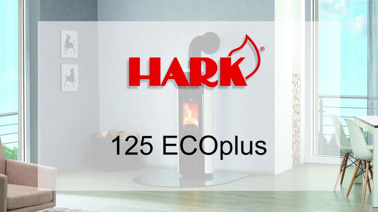 hark 125 ecoplus kaminofen mit feinstaubfilter youtube. Black Bedroom Furniture Sets. Home Design Ideas