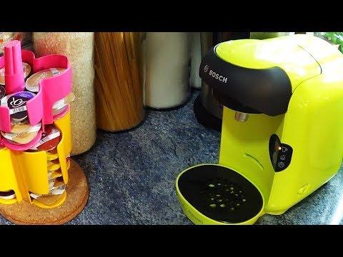 Descalcificacion cafetera Bosch Tassimo