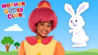 Little Bunny Foo Foo + More | Mother Goose Club Nursery Rhymes