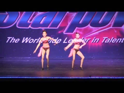 Move, Jazz Duet- So Cal Dance