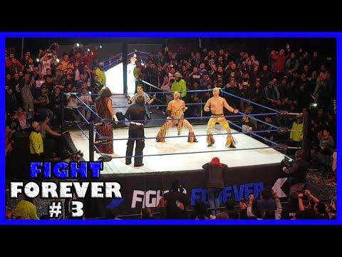 "Wrestling Superstar ""Fight Forever"" - The Hardy Boyz (Broken Hardy) vs The Young Bucks"