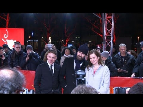 """""""The Happy Prince"""" premieres at the Berlinale"""