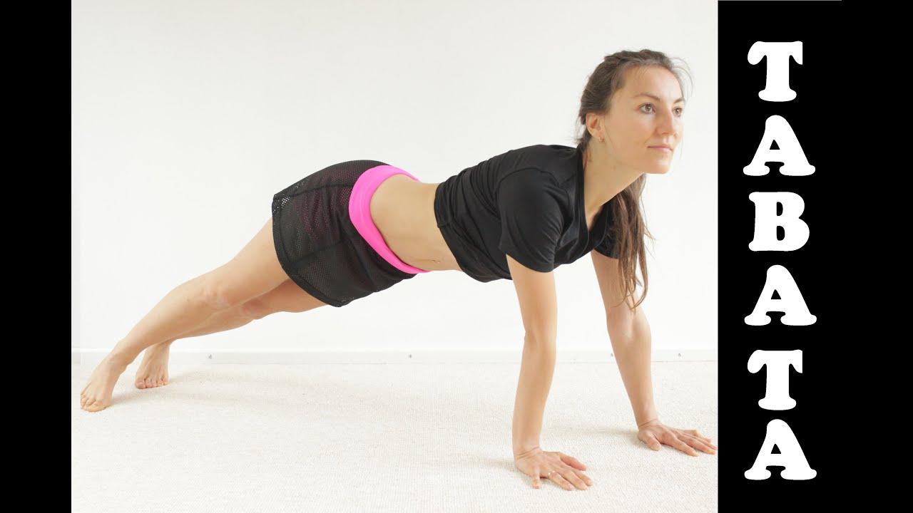 ejercicios tabata para quemar grasa abdominal