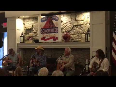 """Anthony Smith performing """"Run"""" a hit song recorded by George Strait"""