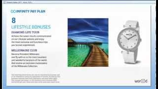 World Global Network New Infinity Pay Plan Explained A To Z