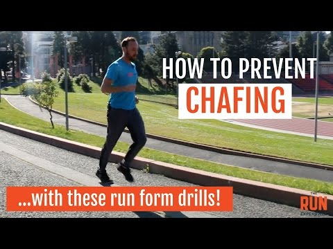 Prevent Chafing With These Running Form Drills