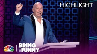 Jeff Ross Roasts Judges Kenan Thompson, Chrissy Teigen and Jeff Foxworthy - Bring the Funny