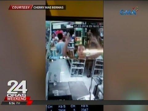 24 Oras: Netizen, kwelang bumati sa CCTV