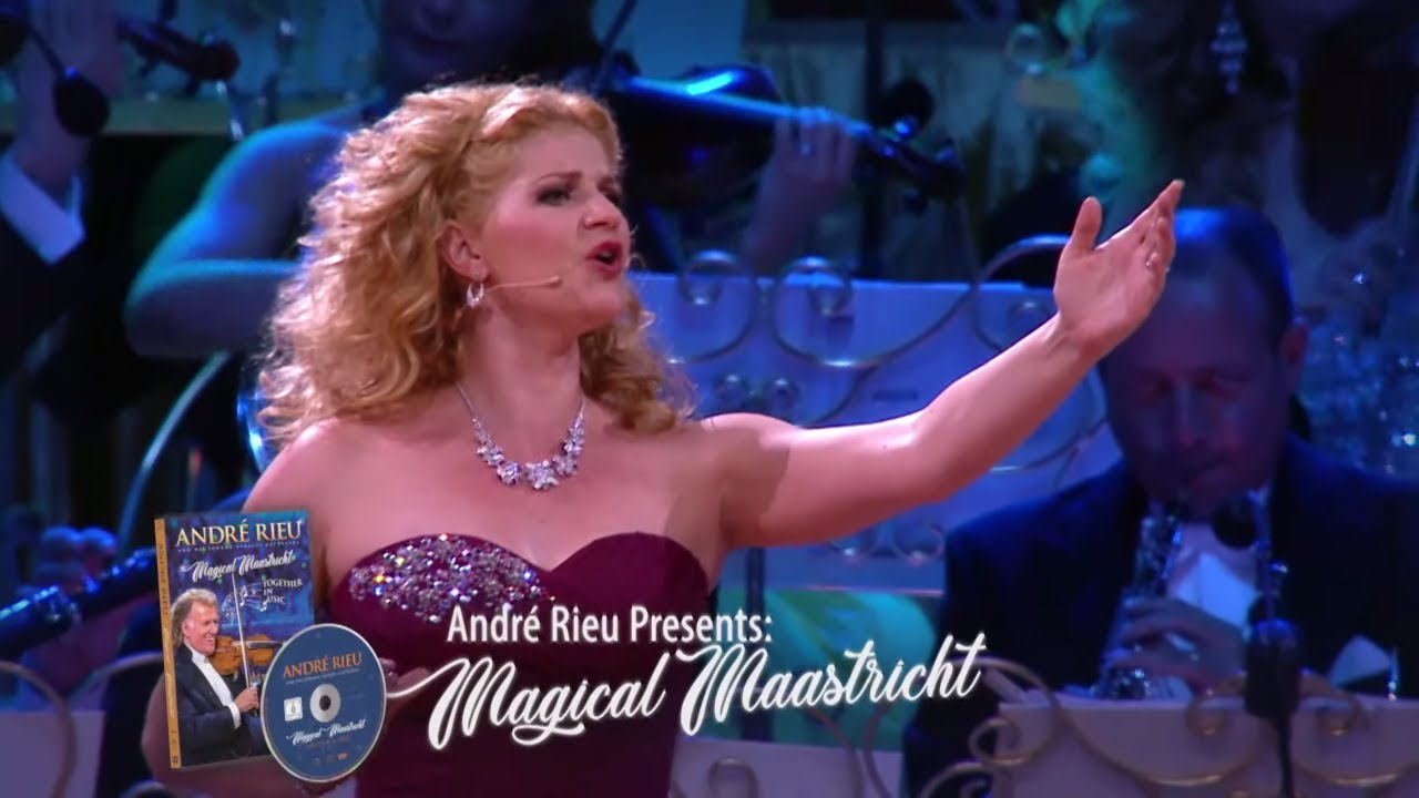 Pre-order now: André Rieu's New DVD Magical Maastricht