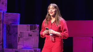 They told me to change my clothes. I changed the law instead. | Gina Martin | TEDxWarwick