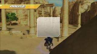 Missing Sister Speedrun (Sonic Unleashed)