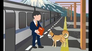 The Story of Hachiko the Faithful Dog | English Islamic Cartoon