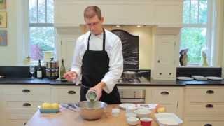 Backbone Pinot Gris Recipe Pairing Contest Winner: Curried Salmon Cakes With Mango Chutney
