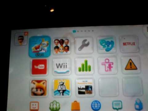 How To Change Your Miiusername On Wii U YouTube - Minecraft wii u namen andern