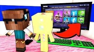 M E  F GL  SPENDONO 500 SU FORTN TE   Casa Di Minecraft 53