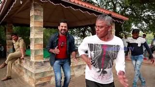 Making Of Bhojpuri Film Kashi Vishwanath Ritesh Pandey Kajal Raghwani Subba Rao Gosangi