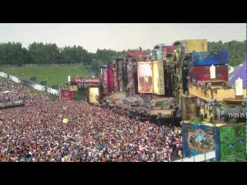 Martin Solveig  Ready 2 Go @ Tomorrowland 2012