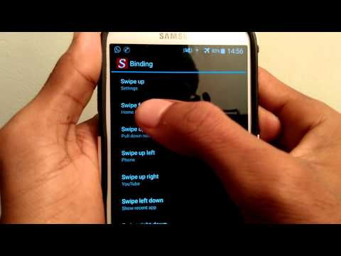 How To Enable Swipe Gestures For Any Android 2015
