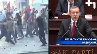 arti bir Ana Haber - Recep Tayyip Erdoğan Polis Yorumu