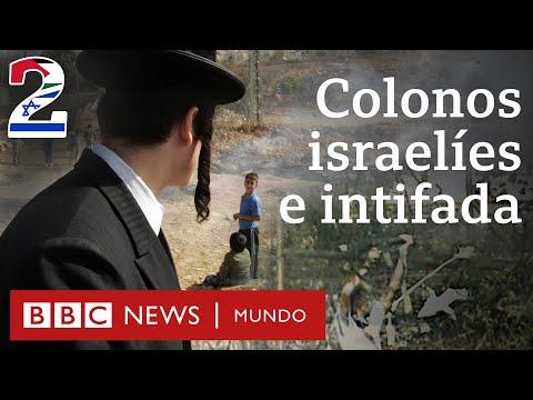 Qué Son Los Asentamientos Israelíes Y Qué Desató Las Intifadas Palestinas | BBC Mundo