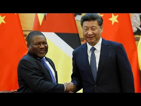 Mozambique turns to China for financial aid