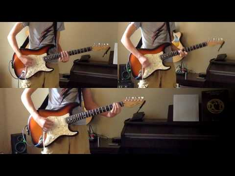 TobyMac - This Is Not A Test (Guitar Cover)