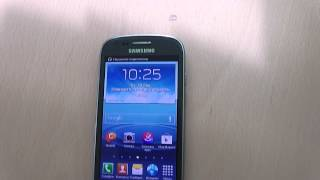 samsung Galaxy S III mini (GT-I8190), глюк порта наушников (видео 2)