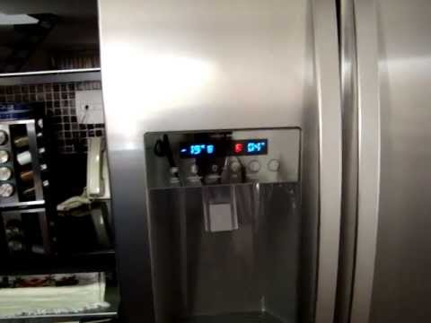d6d165cc0 DEFEITO Forno e Geladeira SIDE BY SIDE ELETROLUX - YouTube