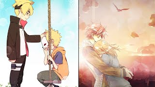 The Best of Naruto & Fairy Tail Sad/Emotional Soundtracks