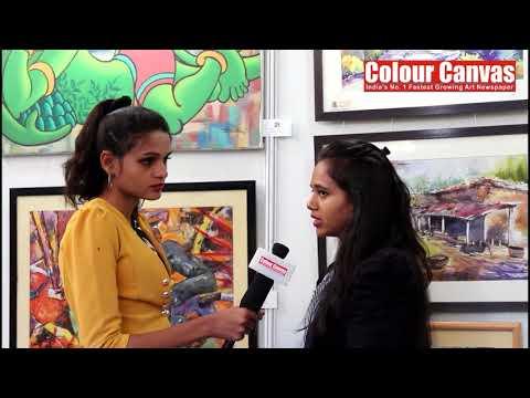 Group 21 at Jaipur Art Summit'17