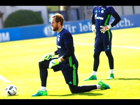 FC Schalke 04 Goalkeepers at work - 10 may 2017