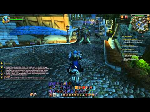 World of Warcraft: How to create...