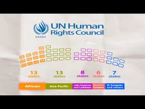 The UN 101: The UN Human Rights Council