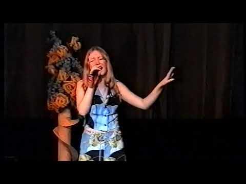 Саша Рахманькова  сольный концерт 2001 Иваново