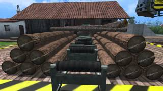 Fs 15 Placeable Sawmill - Plank Producing!!!