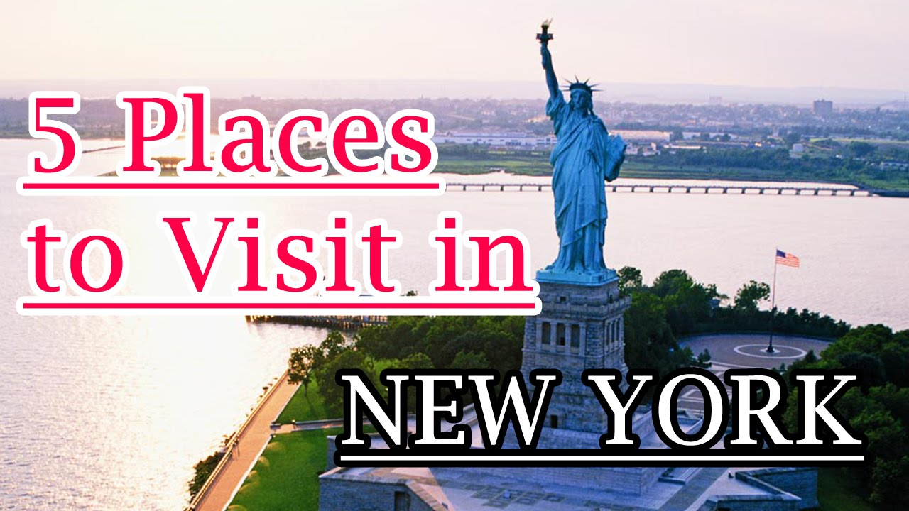 famous tourist attractions in new york city