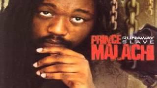 prince malachi runaway slave