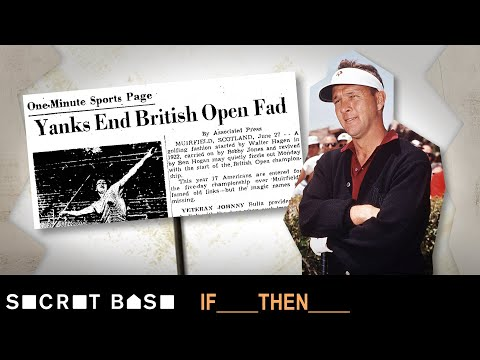 Arnold Palmer is why Americans care at all about the British Open